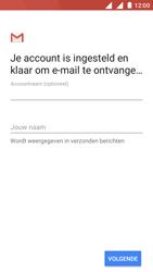 Nokia 3 (Dual SIM) - E-mail - Account instellen (IMAP zonder SMTP-verificatie) - Stap 20