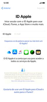 Apple iPhone XS - Primeiros passos - Como ligar o telemóvel pela primeira vez -  15