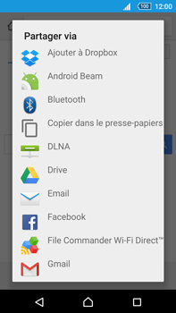 Sony Xperia Z5 Premium (E6853) - Internet - Navigation sur Internet - Étape 18