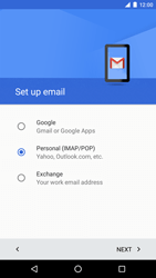LG Google Nexus 5X - Email - Manual configuration - Step 8