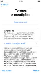 Apple iPhone 6 - iOS 12 - Primeiros passos - Como ativar seu aparelho - Etapa 19