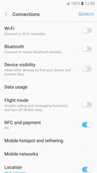 Samsung A520 Galaxy A5 (2017) - Internet - Enable or disable - Step 5
