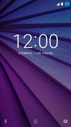 Motorola Moto G 3rd Gen. (2015) (XT1541) - Primeros pasos - Activar el equipo - Paso 4