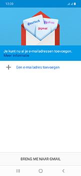 Samsung Galaxy A20e - E-mail - handmatig instellen (gmail) - Stap 6
