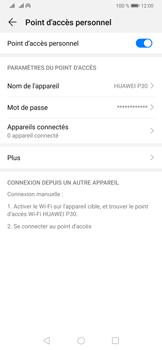 Huawei P30 - Internet - comment configurer un point d'accès mobile - Étape 10