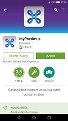 Huawei P8 Lite 2017 - Applications - MyProximus - Étape 7