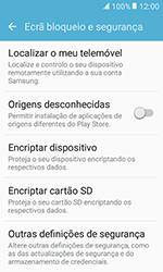 Samsung Galaxy Xcover 3 (G389) - Segurança - Como ativar o código PIN do cartão de telemóvel -  5