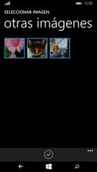Microsoft Lumia 640 - Mensajería - Escribir y enviar un mensaje multimedia - Paso 11
