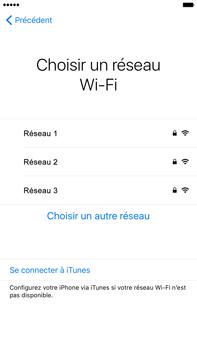 Apple iPhone 6s Plus - Premiers pas - Créer un compte - Étape 8