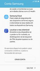 Samsung Galaxy A3 (2016) - Android Nougat - Primeiros passos - Como ligar o telemóvel pela primeira vez -  13