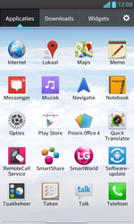 LG E975 Optimus G - Voicemail - handmatig instellen - Stap 4