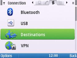 Nokia E5-00 - Internet - Manual configuration - Step 6