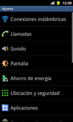 Samsung I8160 Galaxy Ace II - Bluetooth - Conectar dispositivos a través de Bluetooth - Paso 4