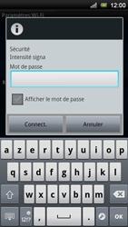 Sony Ericsson Xperia Neo V - Wifi - configuration manuelle - Étape 7