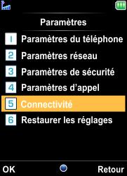 Bouygues Telecom Bc 101 - Aller plus loin - Désactiver les données à l'étranger - Étape 4