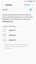 Samsung Galaxy A3 (2017) - Android Oreo - Bluetooth - connexion Bluetooth - Étape 9