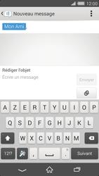 Sony Xperia Z2 - Contact, Appels, SMS/MMS - Envoyer un MMS - Étape 12