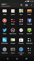 HTC Desire 816 - Contact, Appels, SMS/MMS - Envoyer un SMS - Étape 3