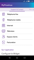 Huawei Y6 - Applications - MyProximus - Étape 22