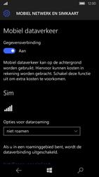 Microsoft Lumia 650 - Internet - Dataroaming uitschakelen - Stap 8