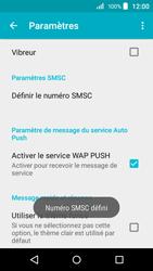 Acer Liquid Z320 - SMS - configuration manuelle - Étape 9