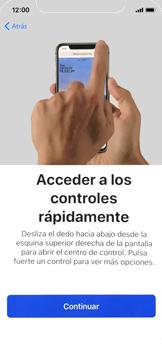 Apple iPhone X - Primeros pasos - Activar el equipo - Paso 27