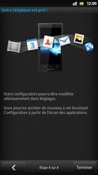 Sony Xpéria S - Premiers pas - Créer un compte - Étape 32