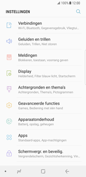 Samsung Galaxy S8 (G950) - Beveiliging en ouderlijk toezicht - Hoe wijzig ik mijn SIM PIN-code - Stap 4