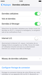 Apple iPhone 6s - Internet - Désactiver Internet UE - Étape 6