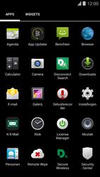 Blackphone Blackphone 4G (BP1) - E-mail - Hoe te versturen - Stap 3