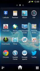 Sony Xperia J - Bluetooth - Bluetooth - Übertragung von Daten - Schritt 4