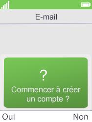 Mobiwire Doli - E-mails - Ajouter ou modifier un compte e-mail - Étape 4
