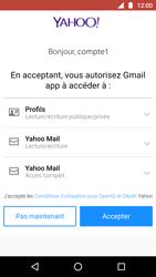 Motorola Moto G5 - E-mail - 032b. Email wizard - Yahoo - Étape 10