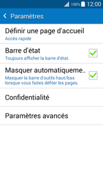 Samsung G388F Galaxy Xcover 3 - Internet - Configuration manuelle - Étape 21