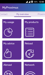Alcatel Pixi 4 (4) - Applications - MyProximus - Step 12