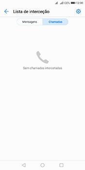 Huawei Y6 (2018) - Chamadas - Como bloquear chamadas de um número -  5