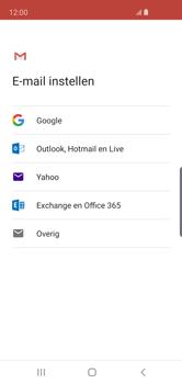 Samsung Galaxy S10e - E-mail - handmatig instellen (gmail) - Stap 8
