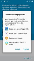 Samsung Galaxy S6 - Primeiros passos - Como ativar seu aparelho - Etapa 16