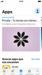 Apple iPhone SE iOS 11 - Aplicaciones - Descargar aplicaciones - Paso 5