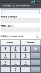 LG D505 Optimus F6 - E-mail - Configuration manuelle - Étape 10