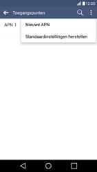 LG K10 4G - Internet - Handmatig instellen - Stap 11