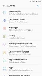 Samsung Galaxy J3 (2017) (SM-J330F) - Bluetooth - Aanzetten - Stap 3
