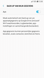 Samsung Galaxy S7 - Android Nougat - Device maintenance - Back up - Stap 10