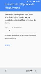 HTC One A9 - Premiers pas - Créer un compte - Étape 17
