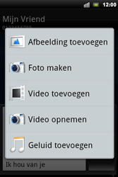 Sony Ericsson Xperia Mini Pro - MMS - afbeeldingen verzenden - Stap 10