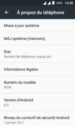 Alcatel Pixi 4 (4) - Réseau - Installation de mises à jour - Étape 6