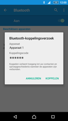 Sony Xperia Z5 (E6653) - Bluetooth - Koppelen met ander apparaat - Stap 7