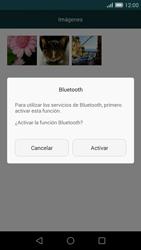 Huawei Ascend G7 - Bluetooth - Transferir archivos a través de Bluetooth - Paso 10
