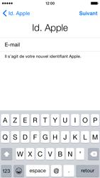 Apple iPhone 5c (iOS 8) - Premiers pas - Créer un compte - Étape 19