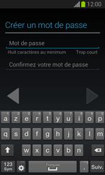 Samsung S7390 Galaxy Trend Lite - Applications - Créer un compte - Étape 11